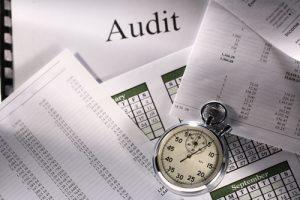 audit paperwork